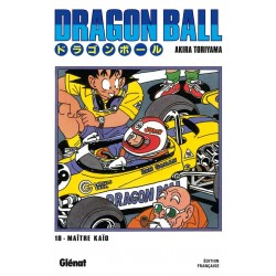 DRAGON BALL T18 MAITRE KAIO - Manga au prix de 6,90€