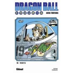 DRAGON BALL T19 VEGETA - Manga au prix de 6,90€