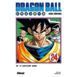 DRAGON BALL T24 LE CAPITAINE GINUE - Manga au prix de 6,90€