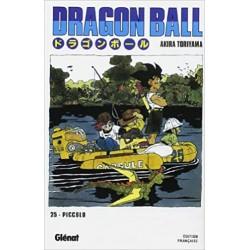 DRAGON BALL T25 LA TRANSFORMATION DE FREEZER - Manga au prix de 6,90€