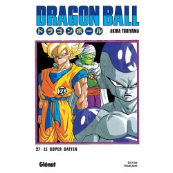 DRAGON BALL T27 LE SUPER SAIYEN - Manga au prix de 6,90€