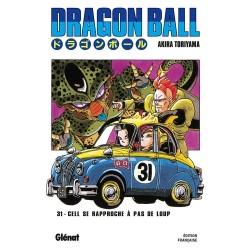 DRAGON BALL T31 CELL SE RAPPROCHE A PAS DE LOUP - Manga au prix de 6,90€