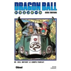 DRAGON BALL T32 CELL OBTIENT LE CORPS - Manga au prix de 6,90€