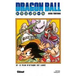 DRAGON BALL T37 LE PLAN D ATTAQUE EST LANCE - Manga au prix de 6,90€