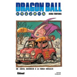 DRAGON BALL T39 ADIEU GUERRIER A LA FORCE INEGALEE - Manga au prix de 6,90€