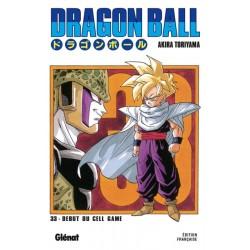DRAGON BALL T33 DEBUT DU CELL GAME - Manga au prix de 6,90€