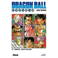 DRAGON BALL T41 COURAGE SUPER GOTENKS - Manga au prix de 6,90€