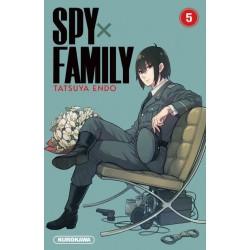 SPY FAMILY T05 - Manga au prix de 6,90€