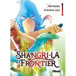 SHANGRI LA FRONTIER T01 - Manga au prix de 6,90€
