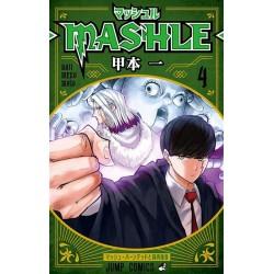 MASHLE T04 - Manga au prix de 6,99€