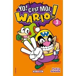 YO C EST MOI WARIO T03 - Manga au prix de 6,99€
