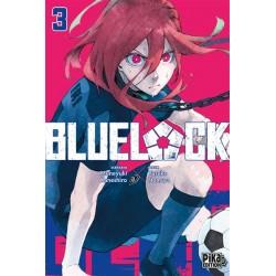 BLUELOCK T03 - Manga au prix de 7,20€