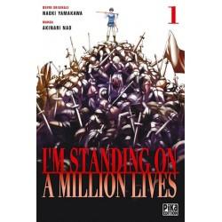 I M STANDING ON A MILLION LIVES T01 - Manga au prix de 7,20€