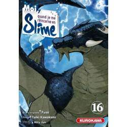 MOI QUAND JE ME REINCARNE EN SLIME T16 - Manga au prix de 7,65€