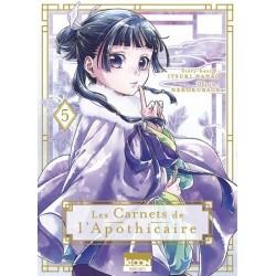 LES CARNETS DE L APOTHICAIRE T05 - Manga au prix de 7,90€