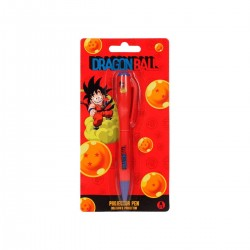 STYLO BILLE DRAGON BALL AVEC PROJECTEUR GOKU KID - Papeterie au prix de 3,95€