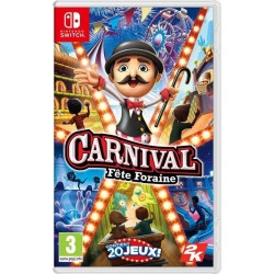 SWITCH CARNIVAL OCC - Jeux Switch au prix de 14,95 €