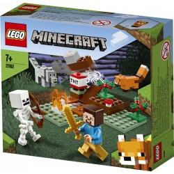 LEGO MINECRAFT 21162 AVENTURE DANS TAIGA - Puzzles & Jouets au prix de 9,95€