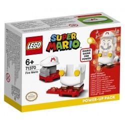 LEGO MARIO 71370 COSTUME MARIO DE FEU - Puzzles & Jouets au prix de 9,95€