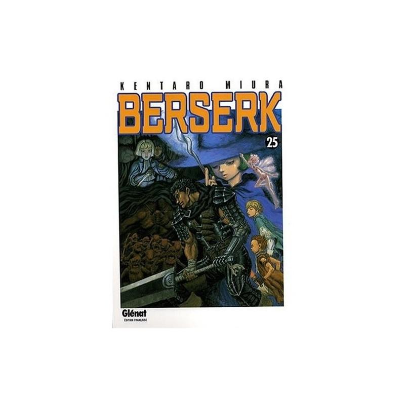 BERSERK T25 - Manga au prix de 6,90€