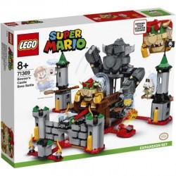 LEGO MARIO 71369 BATAILLE CHATEAU BOWSER - Puzzles & Jouets au prix de 89,95€