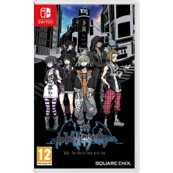 SWITCH NEO THE WORLD ENDS WITH YOU OCC - Jeux Switch au prix de 49,95€
