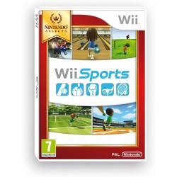 WII WII SPORTS NINTENDO SELECTS - Jeux Wii au prix de 9,95€