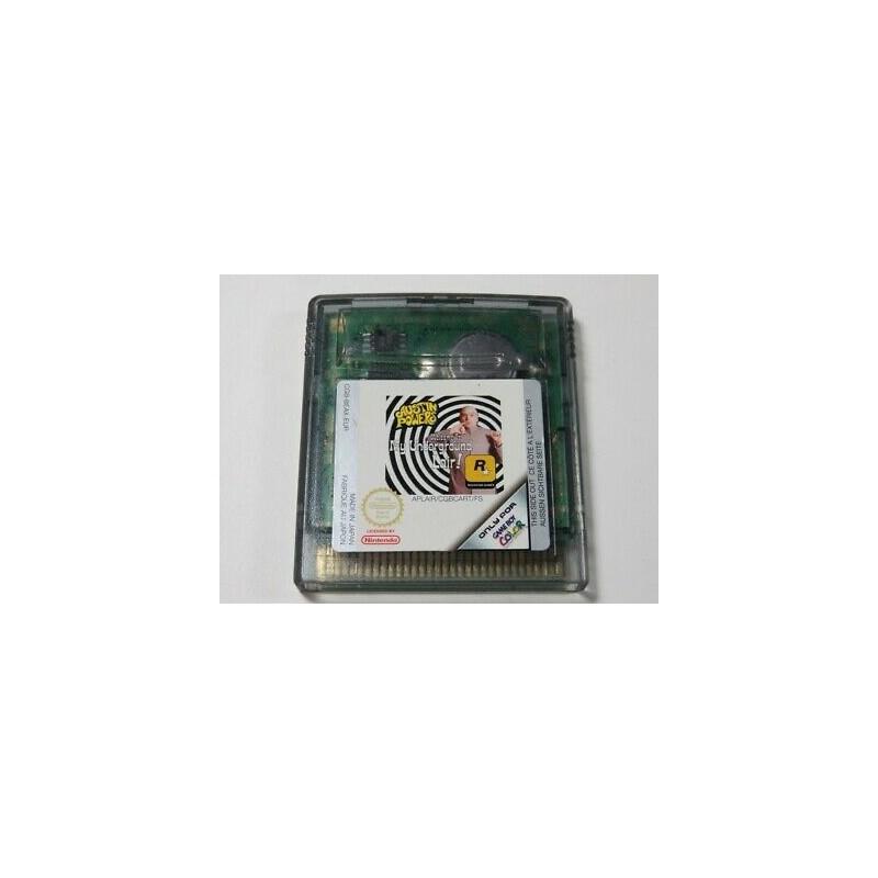 GB AUSTIN POWERS WELCOME TO MY UNDERGROUND LAIR (COLOR) (LOOSE) - Jeux Game Boy au prix de 6,95€