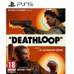 PS5 DEATHLOOP - Jeux PS5 au prix de 64,95€
