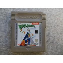 GB BUGS BUNNY CRAZY CASTLE (LOOSE) - Jeux Game Boy au prix de 2,95€