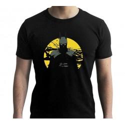 T SHIRT BATMAN TAILLE L - Textile au prix de 19,95€