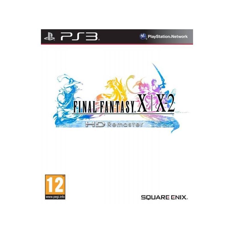 PS3 FINAL FANTASY X X2 - Jeux PS3 au prix de 14,95€