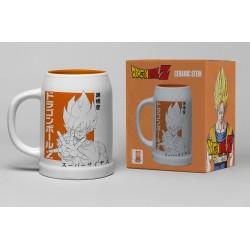 CHOPE CERAMIQUE DRAGON BALL GOKU 600ML - Mugs au prix de 14,95€