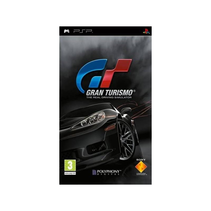 PSP GRAN TURISMO - Jeux PSP au prix de 4,95€