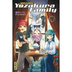 MISSION YOZAKURA FAMILY T04 - Manga au prix de 6,85€