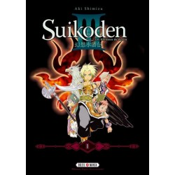 SUIKODEN 3 COMPLETE EDITION T01 - Manga au prix de 15,00€