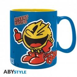 MUG PAC MAN RETRO 460ML - Mugs au prix de 12,95€