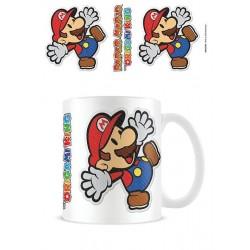 MUG PAPER MARIO 315ML - Mugs au prix de 9,95€