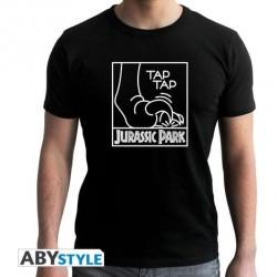T SHIRT JURASSIC PARK TAP TAP TAILLE L - Textile au prix de 19,95€