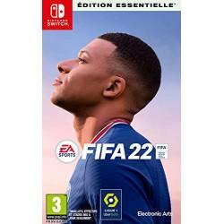 SWITCH FIFA 22 - Jeux Switch au prix de 39,95€