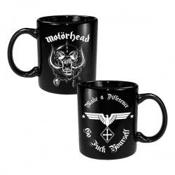 MUG MOTORHEAD EMAIL WARPIG 500ML - Mugs au prix de 0,00€