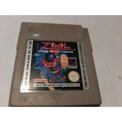 GB ZOOL (LOOSE) - Jeux Game Boy au prix de 6,95€