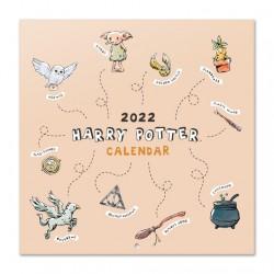 CALENDRIER 2022 HARRY POTTER MAGICAL MOMENTS 30X30CM - Autres Goodies au prix de 9,95€