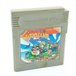GB WARIOLAND (LOOSE ET IMPORT JAP) - Jeux Game Boy au prix de 6,95€