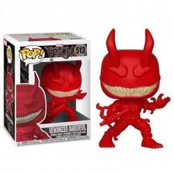 POP MARVEL 513 VENOMIZED DAREDEVIL - Figurines POP au prix de 14,95€