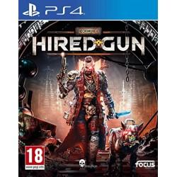 PS4 NECROMUNDA HIRED GUN OCC - Jeux PS4 au prix de 12,95€