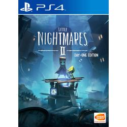 PS4 LITTLE NIGHTMARES II OCC - Jeux PS4 au prix de 19,95€