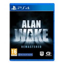 PS4 ALAN WAKE REMASTERED - Jeux PS4 au prix de 29,95€