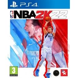 PS4 NBA 2K22 OCC - Jeux PS4 au prix de 44,95€