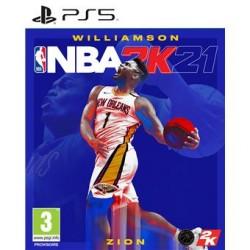 PS5 NBA 2K 21 OCC - Jeux PS5 au prix de 19,95€